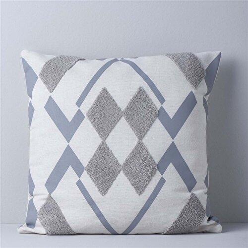 Resim Linens  Fluffy Dekoratif Yastık Kılıfı