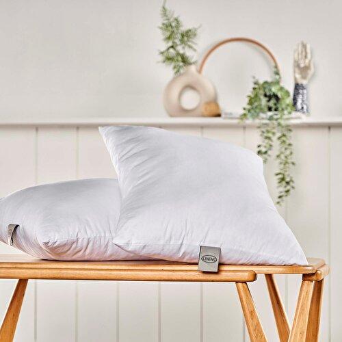 Resim Dreamy Boncuk Elyaf Yastık/Biyeli